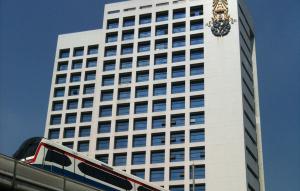 Phor Por Ror Building Chulalongkorn Hospital