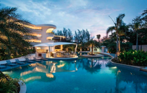 Novotel Phuket Karon beach resort and spa hotel